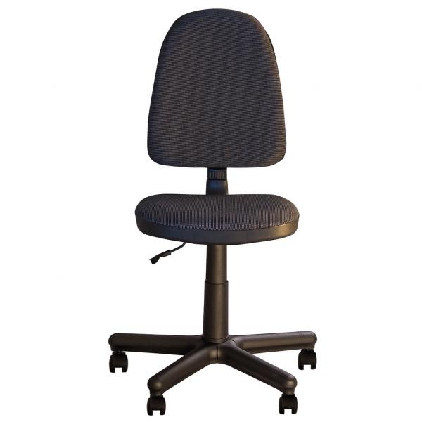 Scaun de birou PRIVILEGE GTS, Negru-gri stofa cagliari imagine