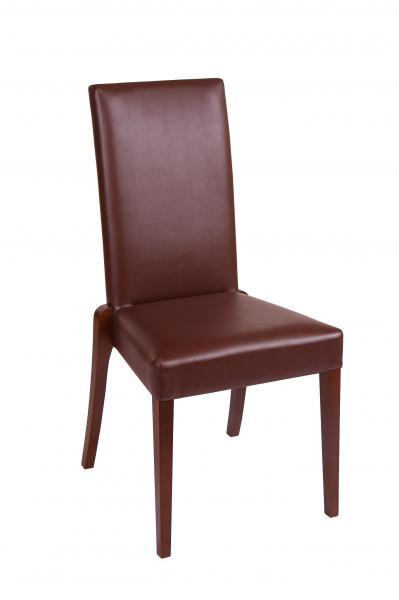 Set 2 scaune Braga, Lemn, Nut Bum 12 imagine