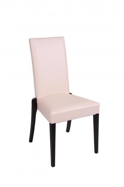Set 2 scaune Braga, Lemn, Wenge Bum 02 imagine